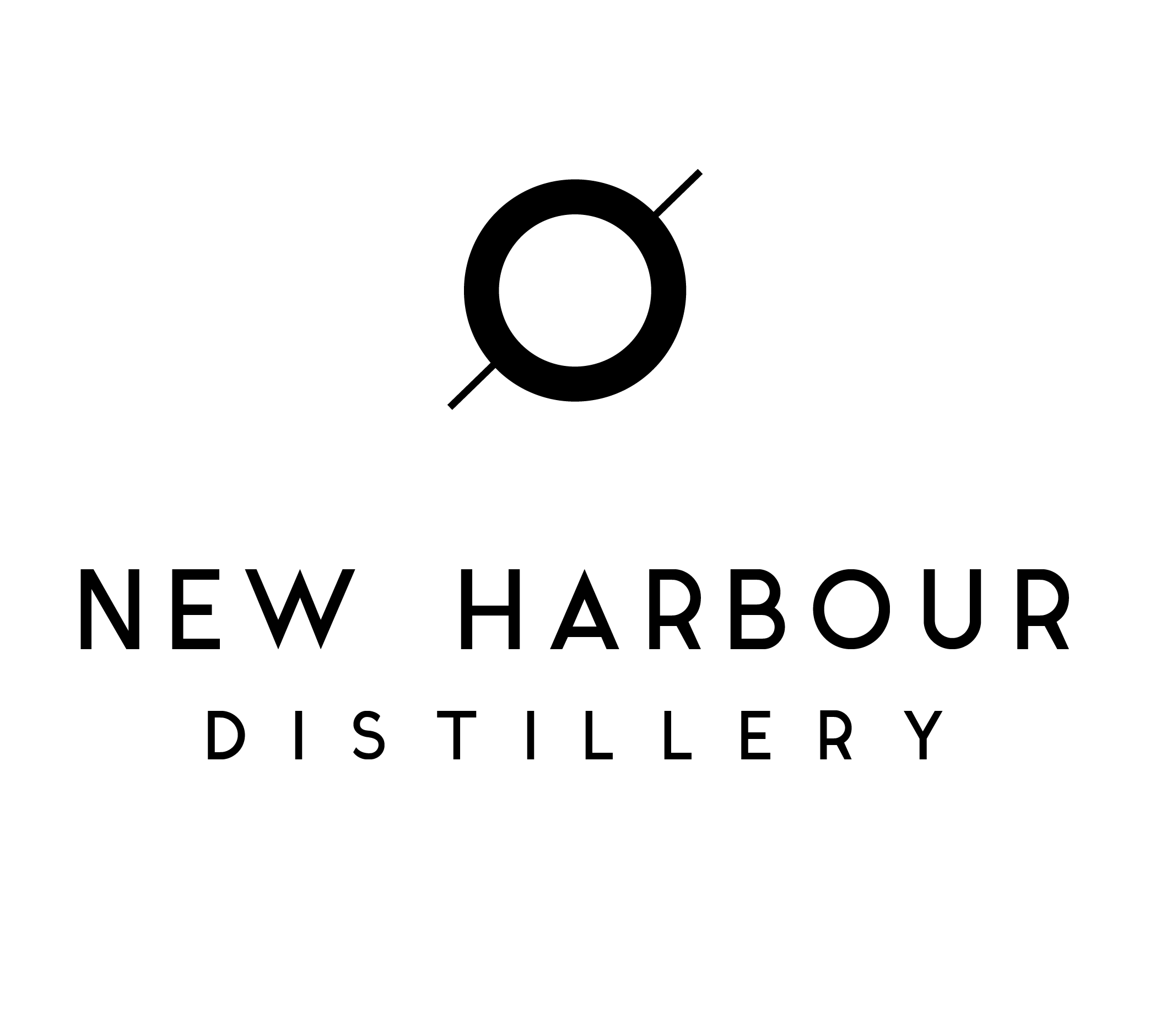 New Harbour Distillery Logo